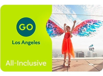 Go Card Los Angeles - 7 dias